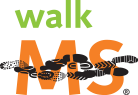 Walk MS logo